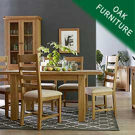 solid oak furniture